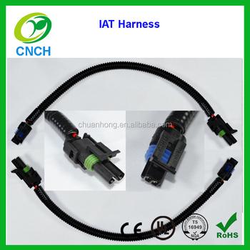 86 92 tpi intake air temp sensor wiring harness iat l98 tuned port rh alibaba com Wiring Harness Diagram Truck Wiring Harness