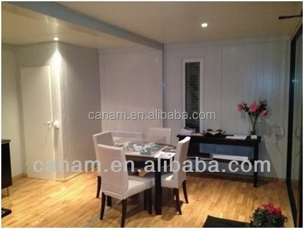 China supplier beautiful prefab house low cost for sale