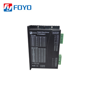 XFOYO FYDM806T 7.2A Stepper Motor Driver DC 60V 80V AC 20-70V for 56/60/86/110 CNC Step Motor 4Axis Drivers
