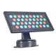 Professional Panel 36W DJ Uplight Color Kinetics Color Blast led outdoor wall washer rgb light