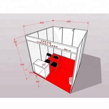Exhibition Stand Shell Scheme : Cheap price aluminum exhibition stand display standard shell scheme