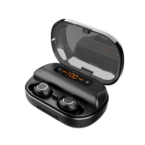 True Wireless Headphone V5.0 Auto Pair High Quality Stereo Tws sports Earbuds With Mic