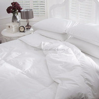Diversified Latest Designs White Hotel Goose Down Comforter Duvet Set