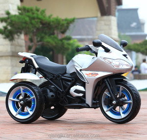 2018 New Motorbike 12v7Ah Kids Electric Motorcycle with cool light