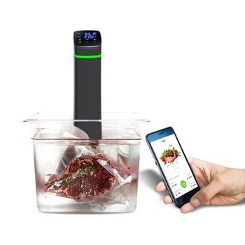 kitchen appliances sous vide wifi immersion circulator slow cooker machine - Immersion Circulator