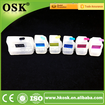 Ink Cartridge For Hp 363 Refill Cartridge With Auto Reset Chip ...