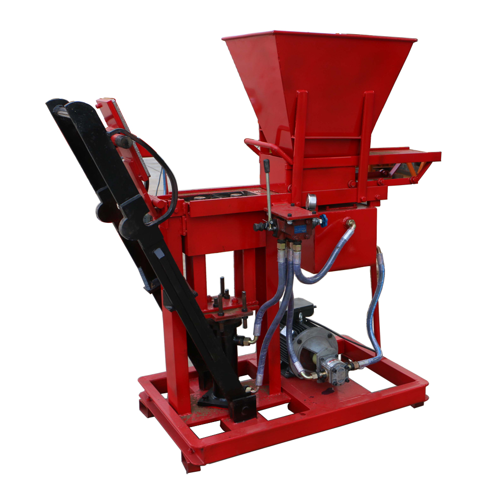 YLF1-25 new tape adobe brick mould making machine <strong>manufacturing</strong> sale in srilanka