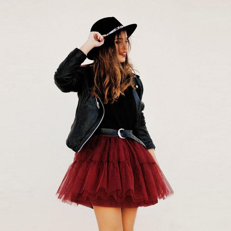 Punk Tutu Skirt 67