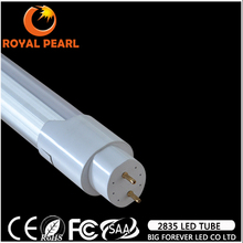 IP65 IP Rating and T8 Model Number lens and aluminum for led tube
