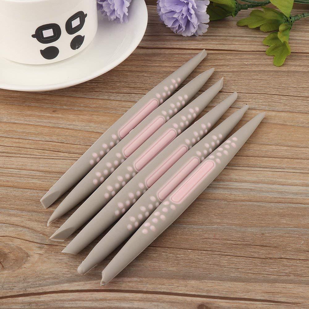 6pcs/set Fine Brush Cake Wedding Decorating Silicone pen Cake Decorating Sugarcraft Cupcake Pastry Modeling Pen Baking Tool Kangsanli