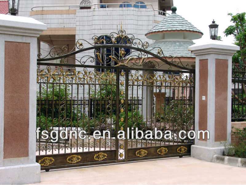 New Design Iron Main Gate Design Home