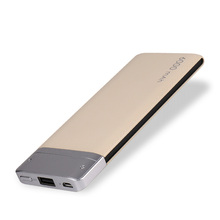 China suppliers wholesale quick charging portable top quality 6000mah rohs power bank