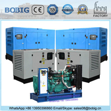 electric remote start 10kva to 750kva diesel power generator plant