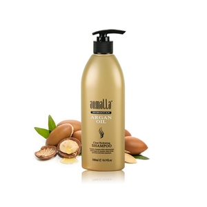 2019 Best Selling Products Moroccan Organic Argan Oil Shampoo For Hair Dye