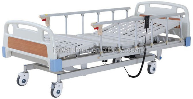 Single function sick patient home care antique medical cheap beds for sale manual used hospital bed