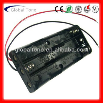 Gt3-1944 6*aa Cell(um 3) Battery Holder Without Cover/switch