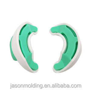 JasonMould Custom Low Cost Double Injection Molding Two color Molding Parts