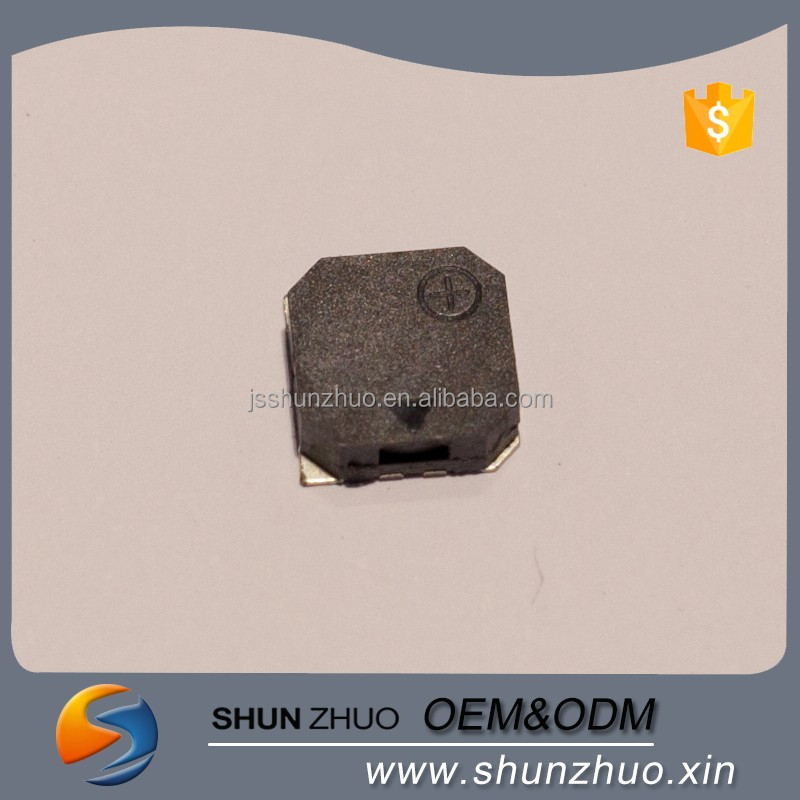 top grade 7.5*7.5*2.5 smd magnetic buzzer