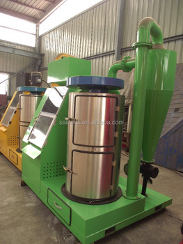 Copper Cable Wire Recycling Machine Copper Cable