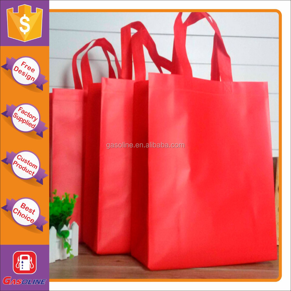 Cheapest azo free foldable shopping non woven bag excellent