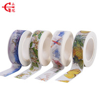 Chinese manufacturers provide Free samples decoration washi tape
