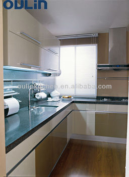 Compact Kitchen Cabinet For Small Apartment - Buy Modern Kitchen  Cabinets,Delicate White Kitchen Cabinet,Mdf Kitchen Cabinet Product on  Alibaba.com