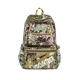 Multifunction camo oxford soft material leisure backpack water repellent wear-resisting outdoor young backpack