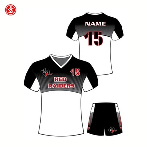 Hot Sell Custom Design Thailand Hot Football Training Jersey