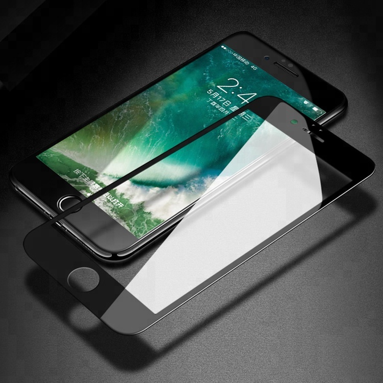 High Quality 0.33mm 9H Tempered Glass For Iphone 5D Anti Shock Screen Printing Film Screen Protector For Nokia 3310 For Honor 10