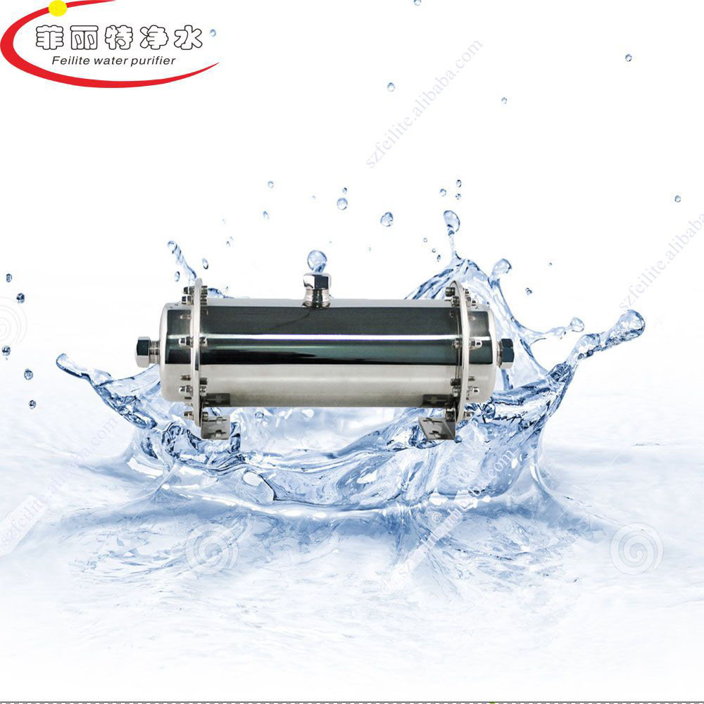 Hot sale household 304 stainless steel alkaline ultrafiltration membrane/UF membrane water filtration system water filter