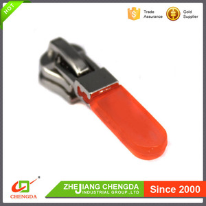 CHENGDA Goods From China Customized Size Men Shirts Suits Metal Zipper Pulls Slider