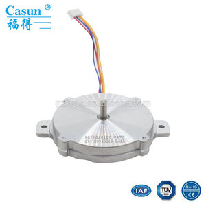 Medical machine stepper motor high frequency super thin 3.5ohms step motor bipolar cheap flat stepping motor