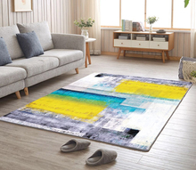 Simple 3D Printed Carpet Big Size High Quality Home Mat Modern Living Room Carpet Parlor Rugs