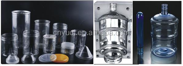 Volle automatische ex-fabrik preis pet kunststoff wasser flasche, die maschine