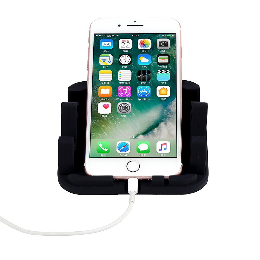 hot koop telefoon anti slip matten voor vw auto interieur accessoires