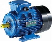1.5 kw 2 hp three phase ac induction motor with cheap price MS-100L-6