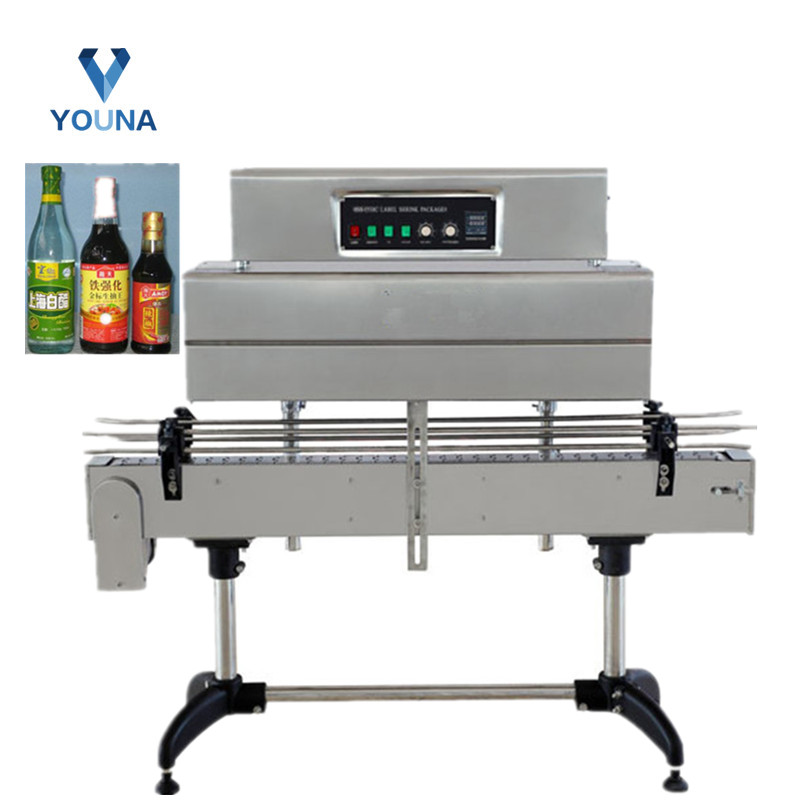hot sell!!! bottle cap shrink band machine wholesale for small business