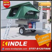 Professional camper truck Manufacturer with 31 Years Experience