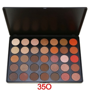 Boya Beauty Eyeshadow Palette OEM Makeup Eye Shadow Pigmented Private Label 35 Color Eyeshadow Palette