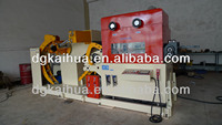 nc servo feeder with uncoiler and leveler NCHW