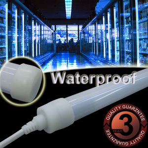 1200mm 18w 10w ip67 freezer t8 waterproof led lamp for refrigerator