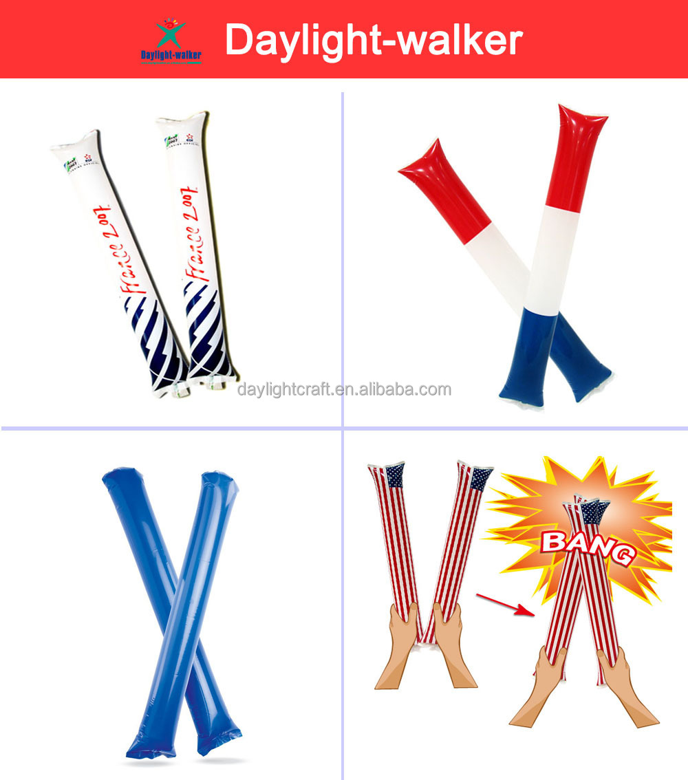 Inflatable Noisemaker Sticks,Inflatable Thunder Stick,Inflatable ...