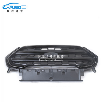 Car Front Bumper Radiator Grille For Ford Ecosport View Grille For