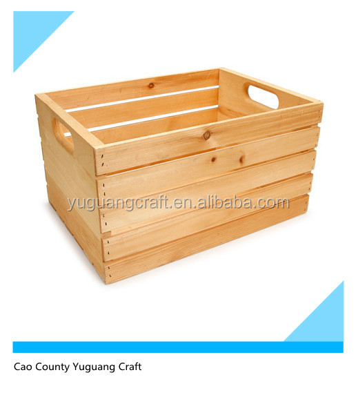 Wooden fruit crates for sale buy cheap wooden fruit for Wooden fruit crates