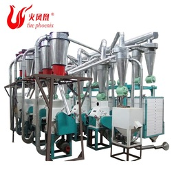 China manufacture 2019 hot sale high quality Wheat Flour Mill Complete Plant