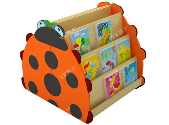 Attractive Kids Bookcase Bookshelf Book Cabinet Used