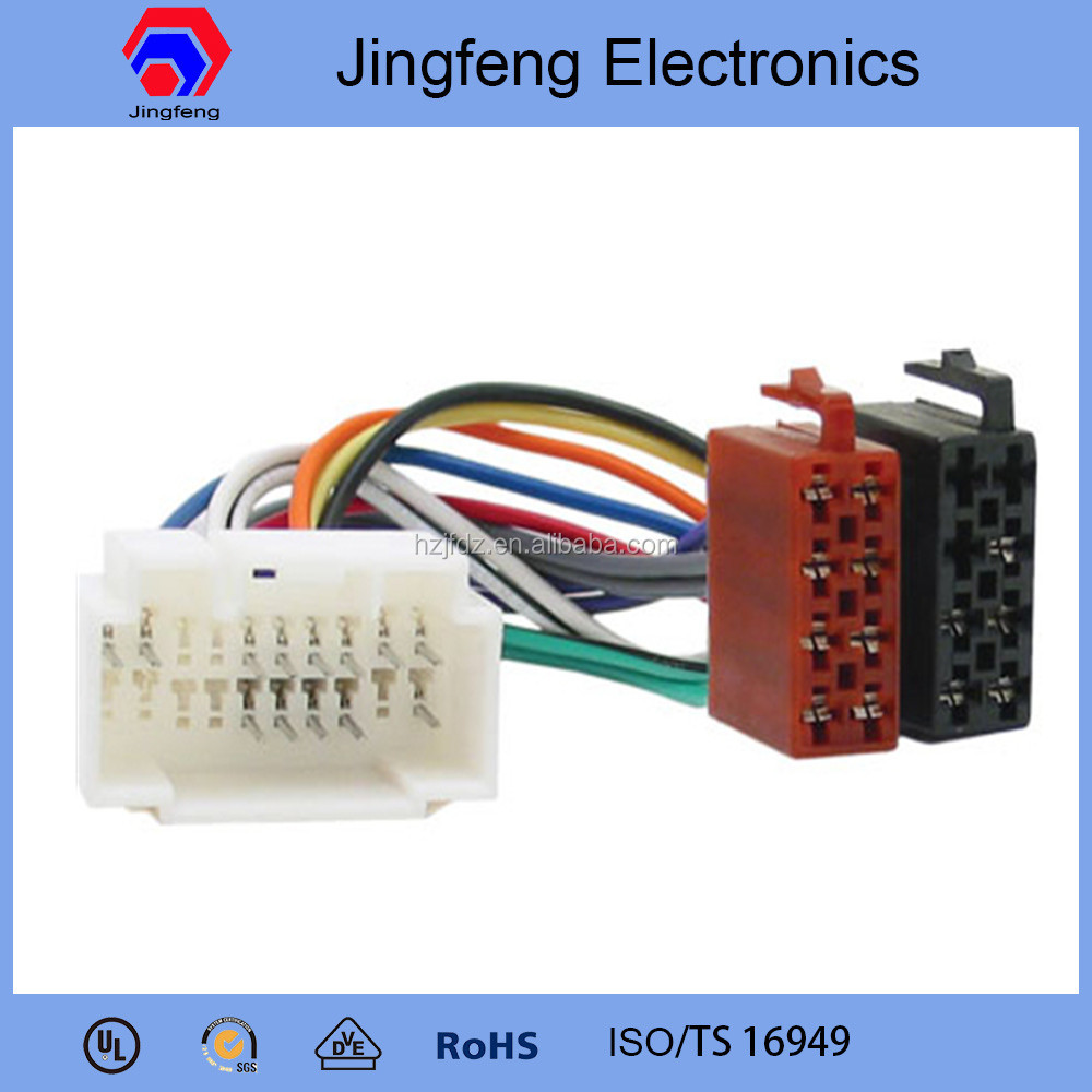 20 pin ISO wiring harness for HONDA 20 pin wiring harness, 20 pin wiring harness suppliers and ford tractor wiring harness connectors at nearapp.co
