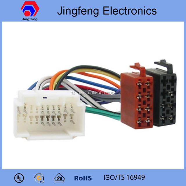 20 pin ISO wiring harness for HONDA_640x640xz buy cheap china iso wire harness products, find china iso wire  at webbmarketing.co