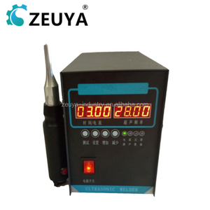 ZEUYA Wholesale Price handheld ultrasonic spot welder in plastic welder Trade Assurance 28K 900W