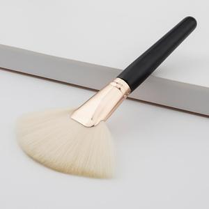 Beauty Personal Care Cosmetics Professional fan makeup brush